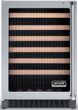 Viking Professional Series VUWC1441FLSS - Fluted Glass Door