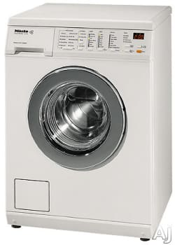 Miele W1113 24 Inch Front Load Washer with 10 Wash ...