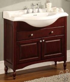 Empire Industries Windsor Collection W38D - Dark Cherry