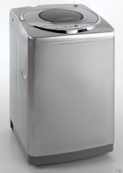 Avanti W798SS 21 Inch Portable Washer with 1.76 cu. ft. Capacity, 12 ...