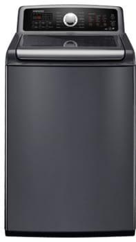 Samsung WA484DSHA - Stainless Platinum
