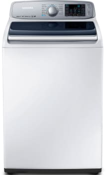Samsung WA50F9A6DSW - 5.0 Cu. Ft. Top-Load Washer