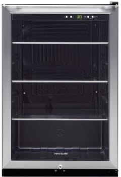Frigidaire Ffbc46f5ls 21 5 Inch Beverage Center With 4 6