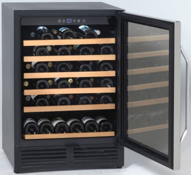 Avanti WCR506SS - 50-Bottle Wine Chiller