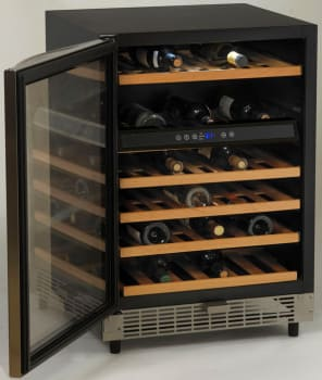 Avanti WCR5449SS - 49-Bottle Wine Chiller