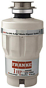 Franke WD100LC - Featured View
