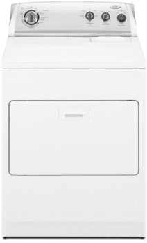 Whirlpool WED5300VW - White
