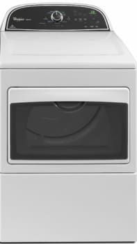 Whirlpool Cabrio WED5800BW - White