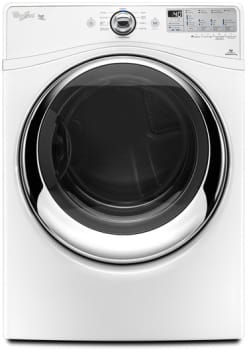 Whirlpool Duet Steam WED88HEAW - White