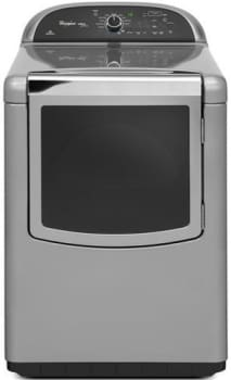 Whirlpool Cabrio WED8900BC - Monochromatic Stainless Steel