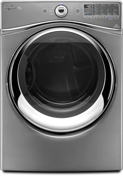 Whirlpool Duet WGD96HEAU - Chrome Shadow