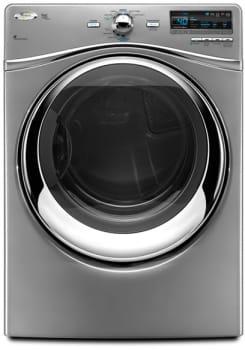 Whirlpool Duet Steam WED94HEXL - Lunar Silver