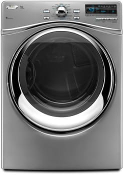 Whirlpool Duet Steam WED95HEXL - Lunar Silver