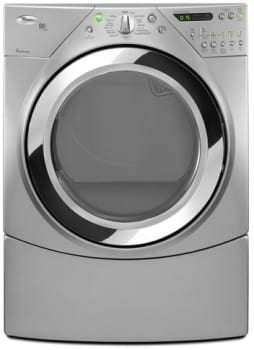 Whirlpool Duet Steam WED9750WL - 27-Inch Electric Dryer
