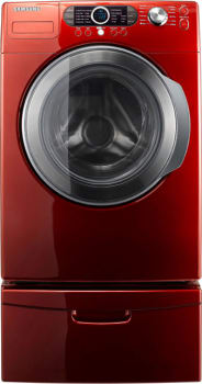 Samsung WF328AA - Tango Red with Optional Pedestal
