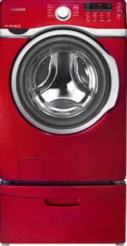 Samsung WF393BTPARA - Tango Red