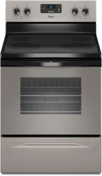 Whirlpool WFE510S0AD - Universal Silver