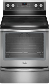 Whirlpool WFE720H0AS - Stainless Steel