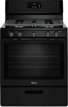 Whirlpool WFG505M0BB - Black