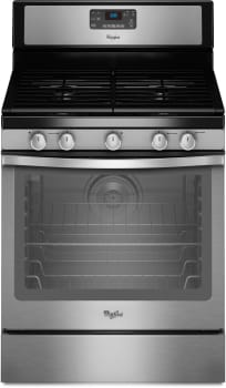 Whirlpool WFG540H0AS - Stainless Steel