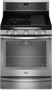 Whirlpool WFG710H0AS - Stainless Steel