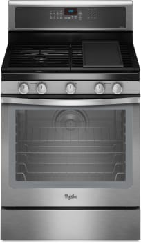 Whirlpool WFG720H0AS - Stainless Steel