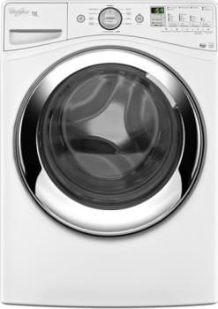 Whirlpool Duet Steam WFW86HEBW - White