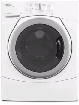 Whirlpool Duet WFW9150WW - 27-inch Front Load Washer
