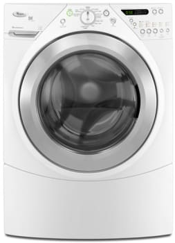 Whirlpool Duet Steam WFW9550WW - White