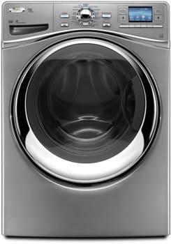 Whirlpool Duet Steam WFW97HEXL - Lunar Silver