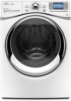 Whirlpool Duet Steam WFW97HEXW - White