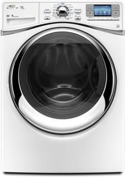 Whirlpool Duet Steam WFW97HEXW - White