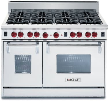 Wolf R488LP - Classic Stainless Steel