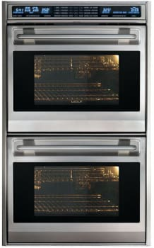Wolf L Series DO30FS - Framed Stainless Steel