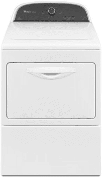 Whirlpool Cabrio WGD5500BW - Featured View