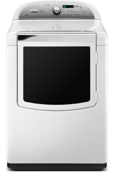 Whirlpool Cabrio WGD8600YW - Featured View