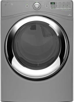 Whirlpool Duet Steam WGD86HEBC - Chrome Shadow