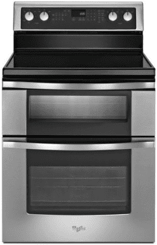 Whirlpool WGE555S0BW - Stainless Steel