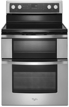 Whirlpool WGE755C0BS - Stainless Steel