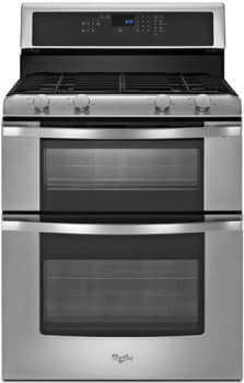 Whirlpool WGG555S0BS - Stainless Steel