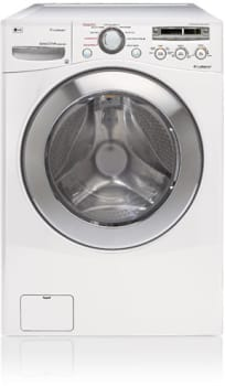 LG SteamWasher Series WM2501HWA - White
