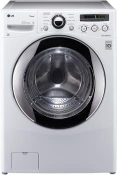 LG SteamWasher Series WM2650HWA - White