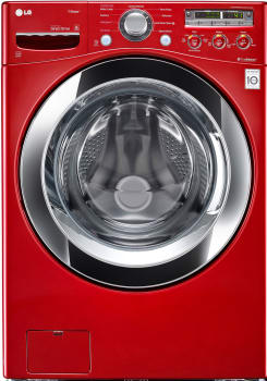 LG SteamWasher Series WM3250HRA - Featured View