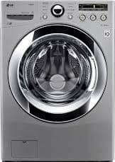 LG SteamWasher Series WM3250HVA - Featured View