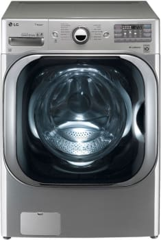 Lg Wm8000hva 29 Inch 5 1 Cu Ft Front Load Washer With 14