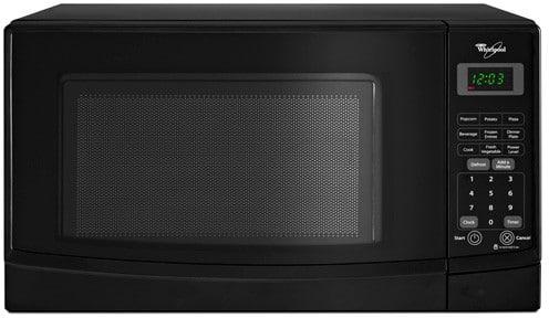 Whirlpool WMC1070X - Black