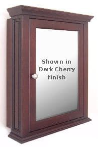 Empire Industries Windsor Collection WMCSRL - Dark Cherry