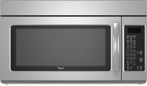 Whirlpool WMH1163XV - Stainless Steel