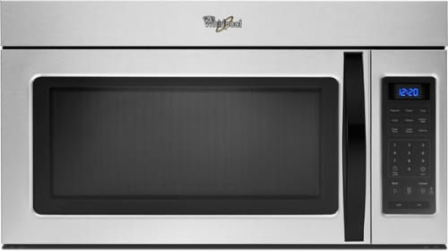 Whirlpool WMH31017AD - Universal Silver