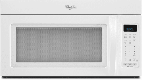 Whirlpool Wmh32517aw 1 7 Cu Ft Over